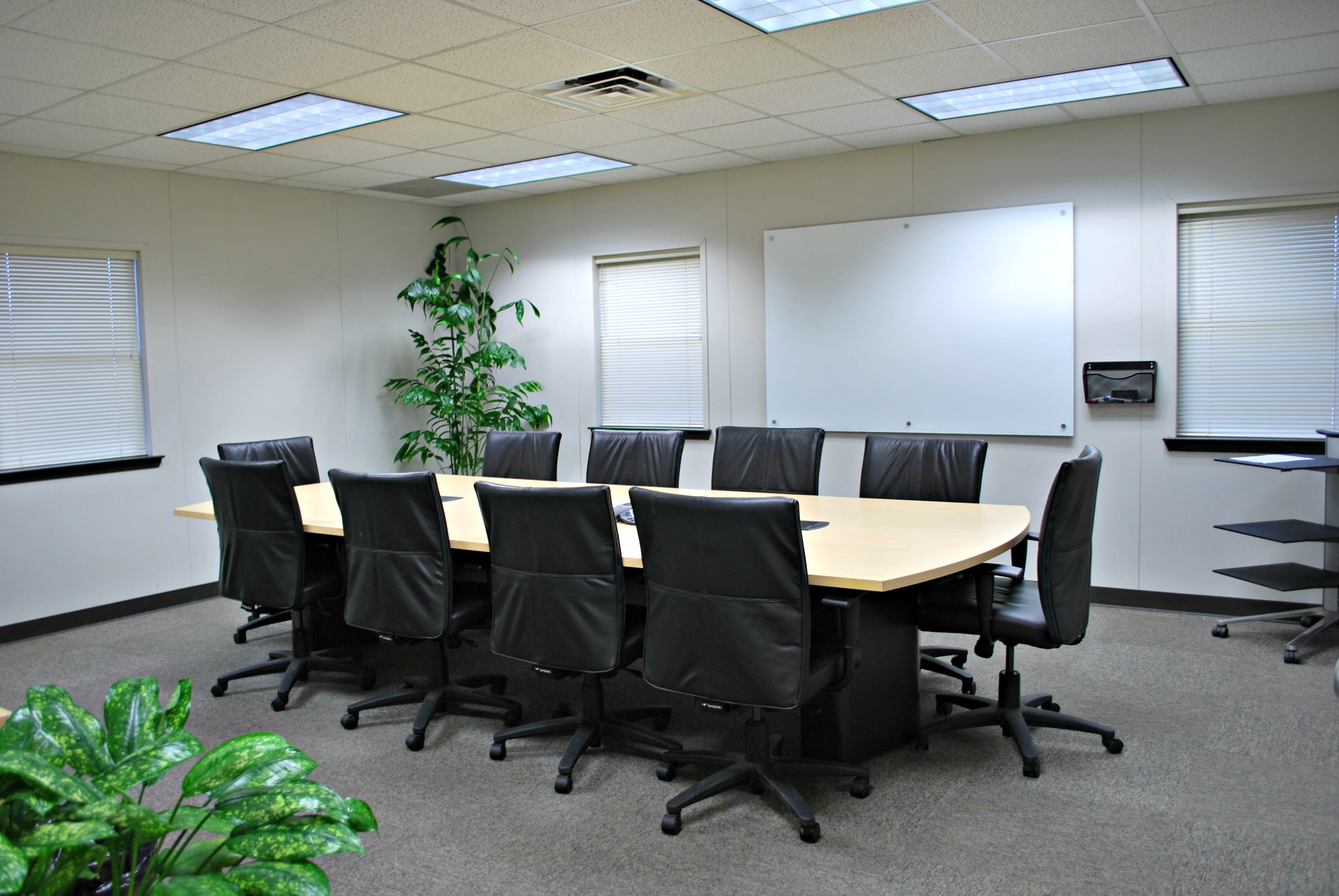 Conference Rooms Ferguson Structural Engineering Laboratory - Corner conference table