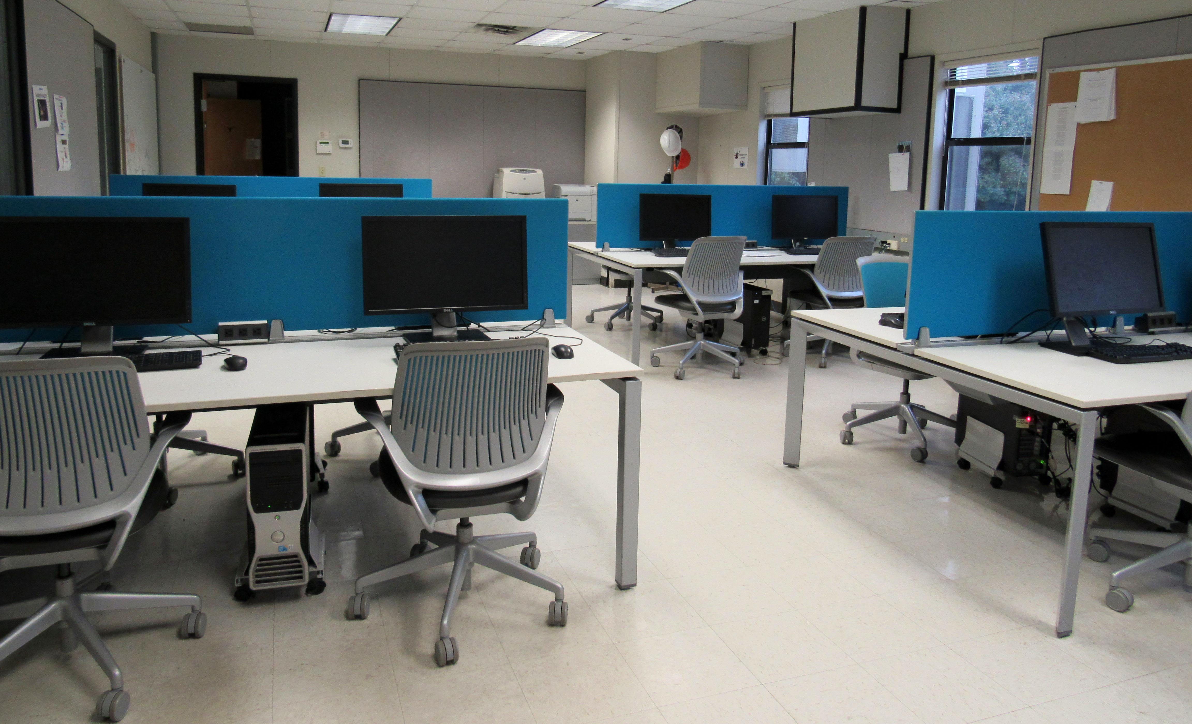 Facilities Ferguson Structural Engineering Laboratory