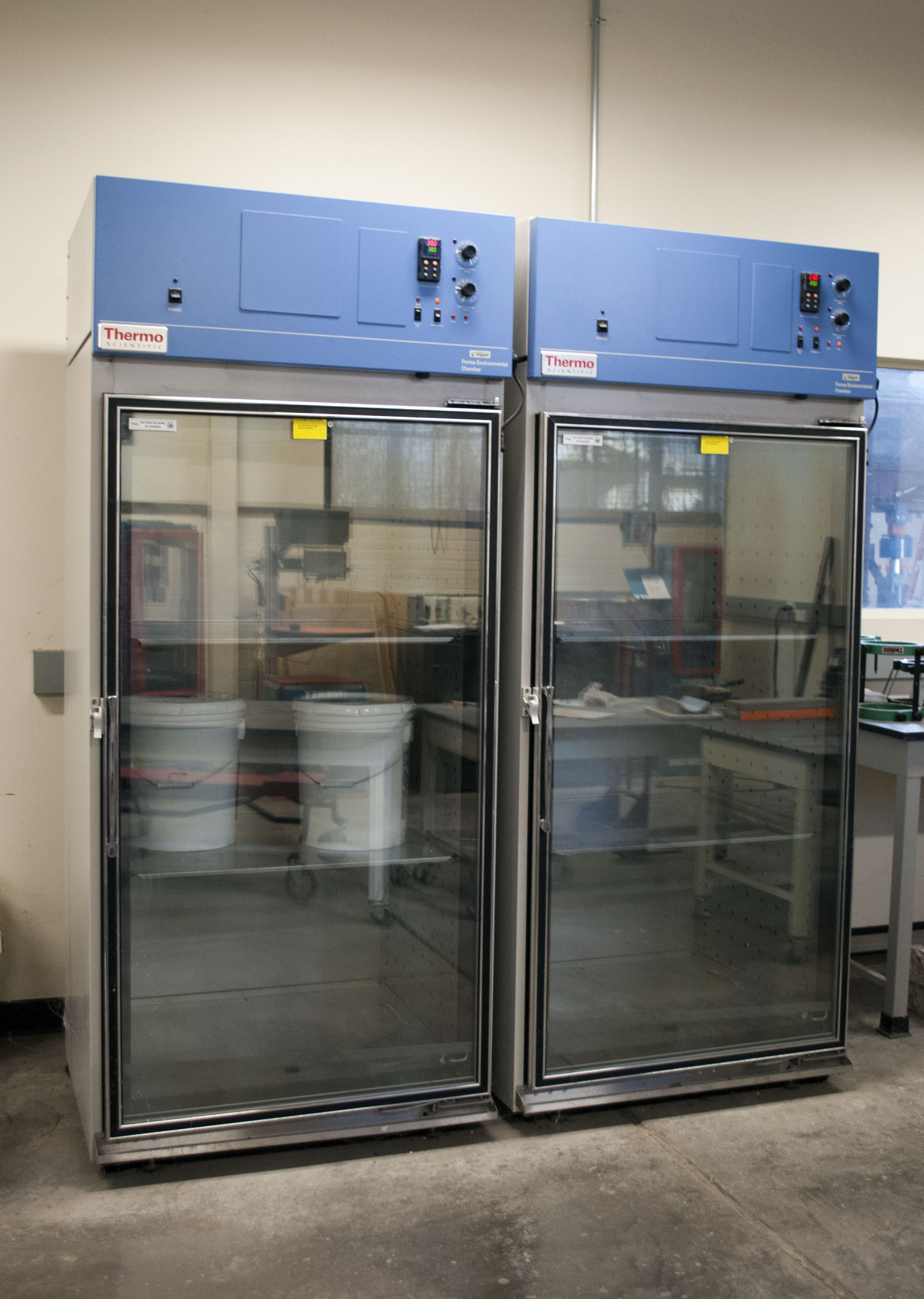 Laboratory Room Design: Ferguson Structural Engineering Laboratory